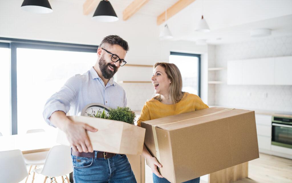 Verhuizen hypotheekadvies - Huis-Hypotheek